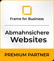 Frame for Business – Premium Partner